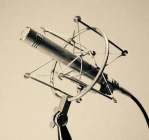 Lomo MK-204 tube microphone